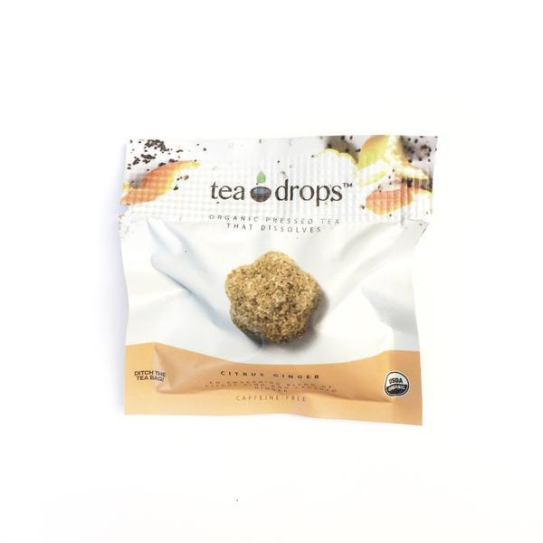 Tea Drops - Single Serve Tea Drops