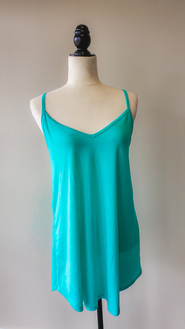Mint Reversible Layering Tank