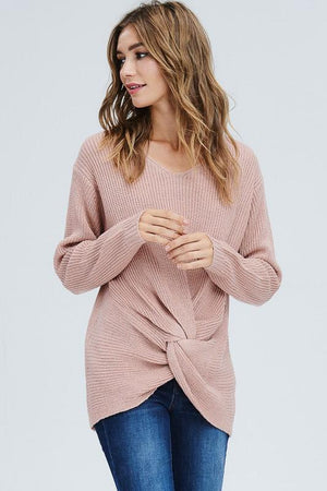 Kristas Knot Sweater (3 Colors)