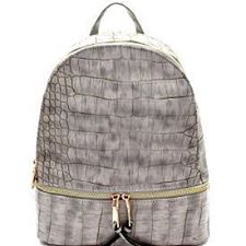Frey Faux Backpack