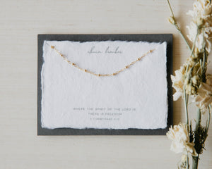 Dear Heart Designs - Chain Breaker