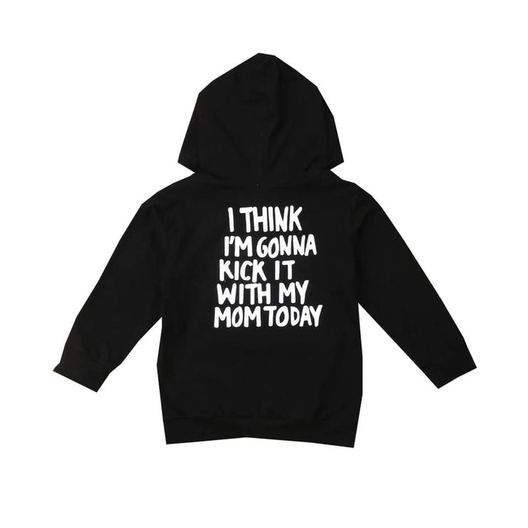 PRE-ORDER Kick It With Mom Hoodie (ESTIMATED SHIP OCTOBER)