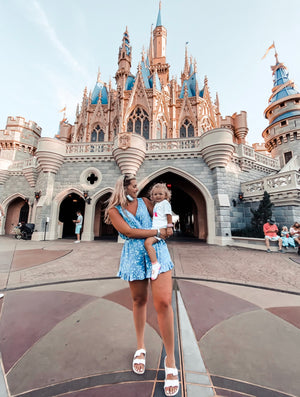 The Happiest Place On Earth Romper