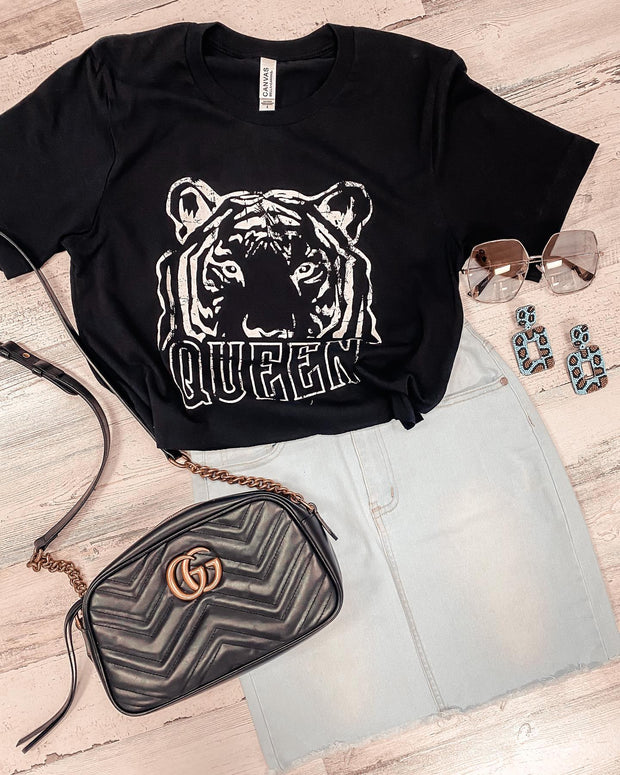Queen of The Jungle Crop