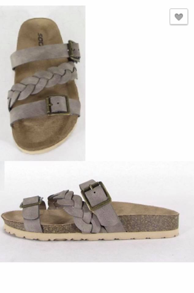 Birk to the Future Sandal