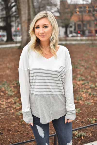 Soho Stripes Tee