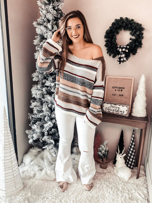 PRE-ORDER Cottage Cutie Sweater