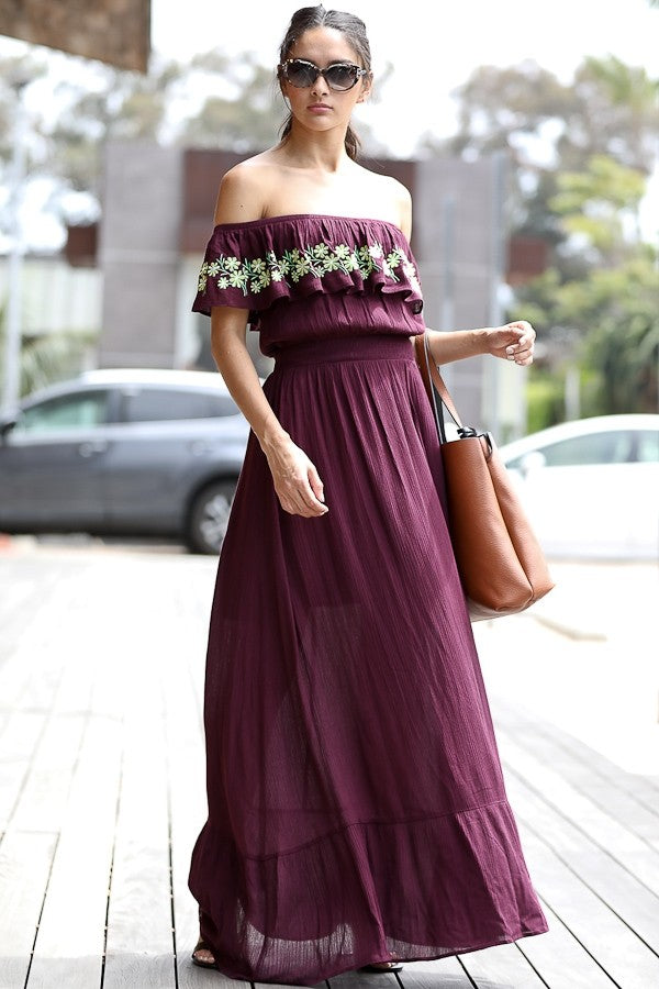 Boutique Shopper Maxi