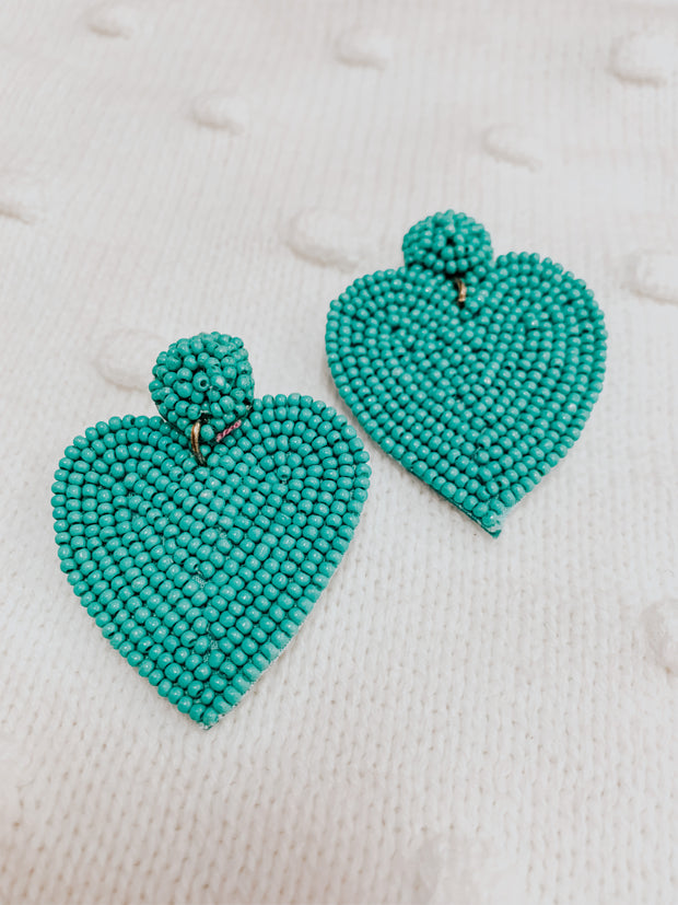 Bright Mind, Beautiful Heart Earrings