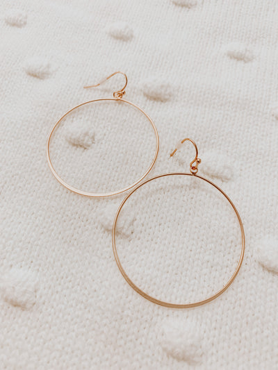 Center of Attention Earrings