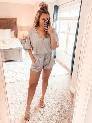 Homebody Chic Romper