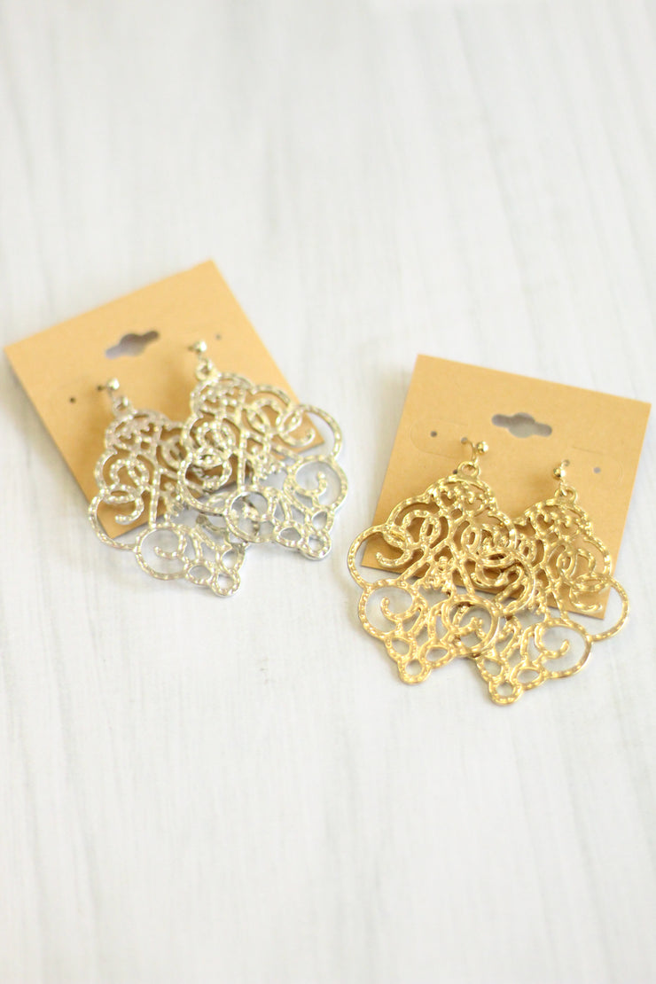 Francis Filigree Earrings