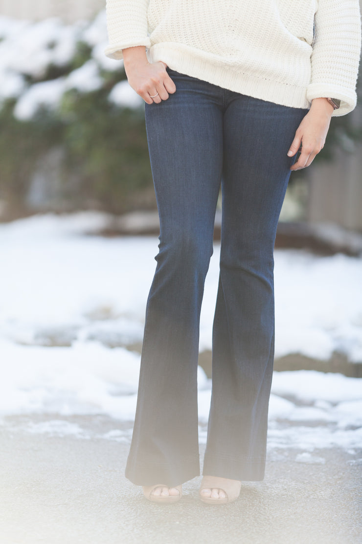 Manhattan Lady Flare Jeans