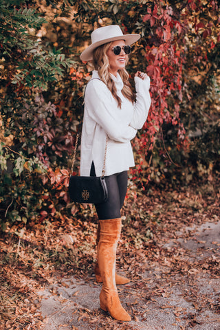 Ready For Fall Chunky Knit Sweater (PRE-ORDER: The @allisonvrhovac Collection)