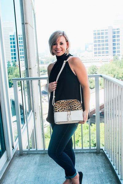 Leopard Crossbody (7 Colors)
