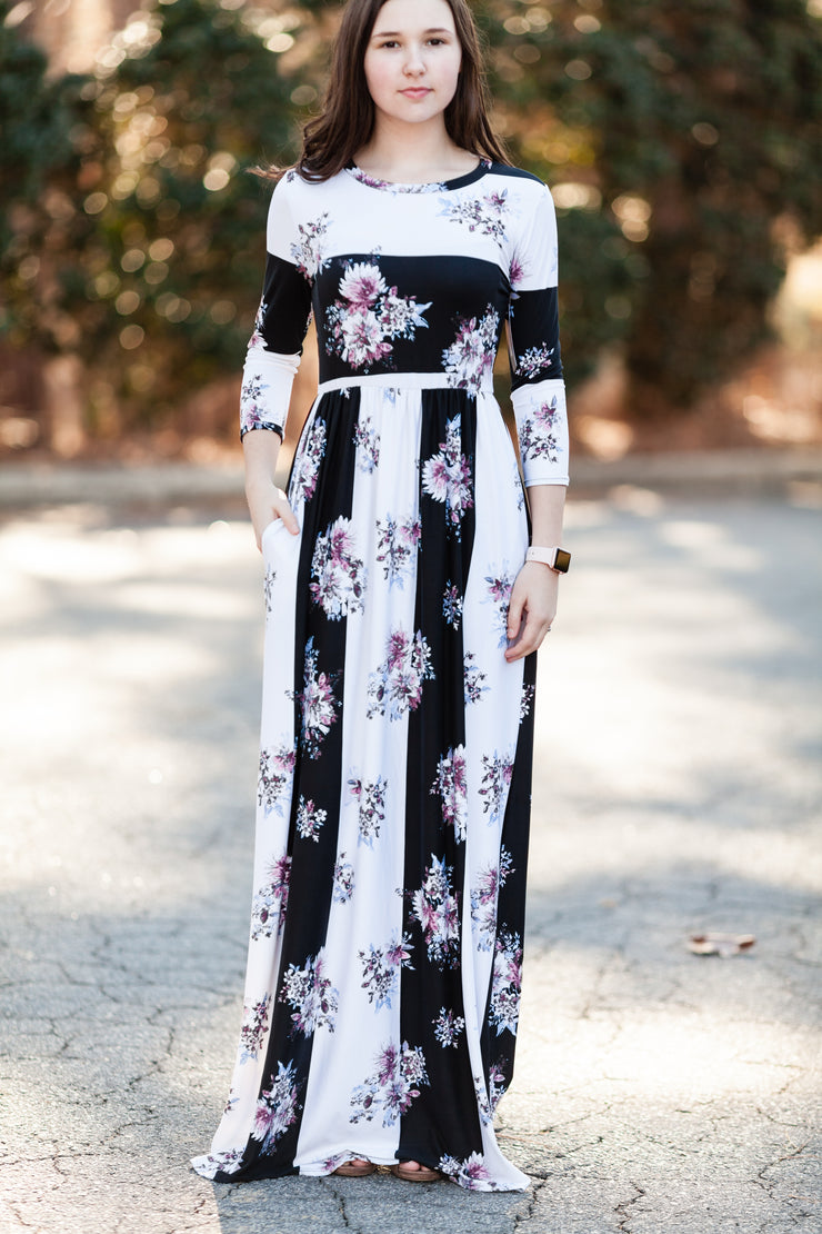 A Walk In Wonderland Maxi