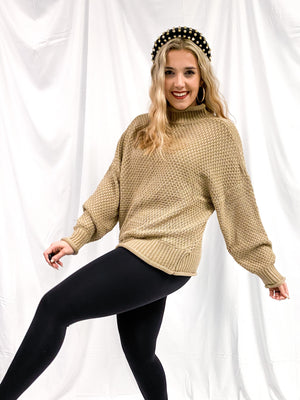 Iced Cappuccino Sweater