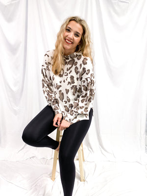 Lover of Life Leopard Top