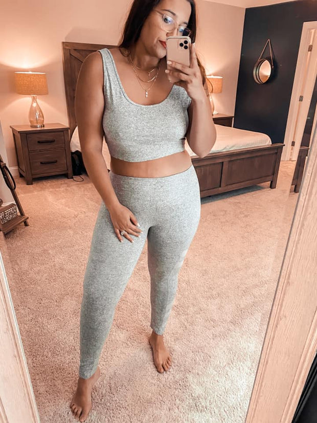 Secret To Comfort Athleisure Leggings
