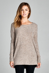 Vanilla Bean Soft Sweater