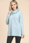 Softest Light Sage Tunic