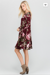 City Market Swing Dress