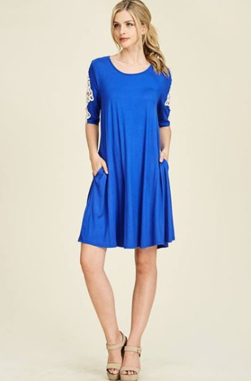 IN STOCK Betty Blue Dress