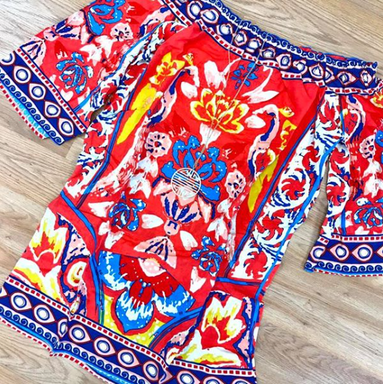 Hot Tamale Tunic