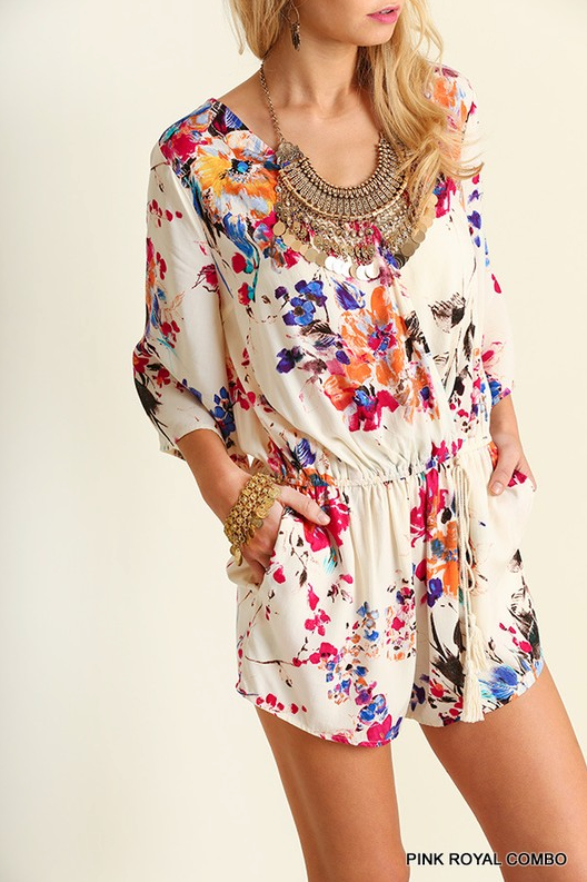 Summer Dreams Romper