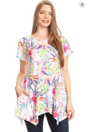Tropical Tunics