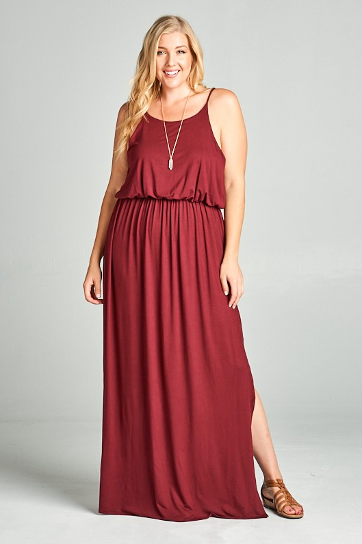 PRE-ORDER Summer Sunset Maxi (Estimated Shipping Window 7/15/18-7/30/18)