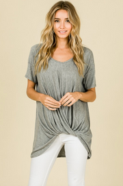 Comfiest Twist Top - 2 Colors
