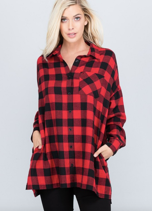 Perfect Buffalo Flannel (ASAP)