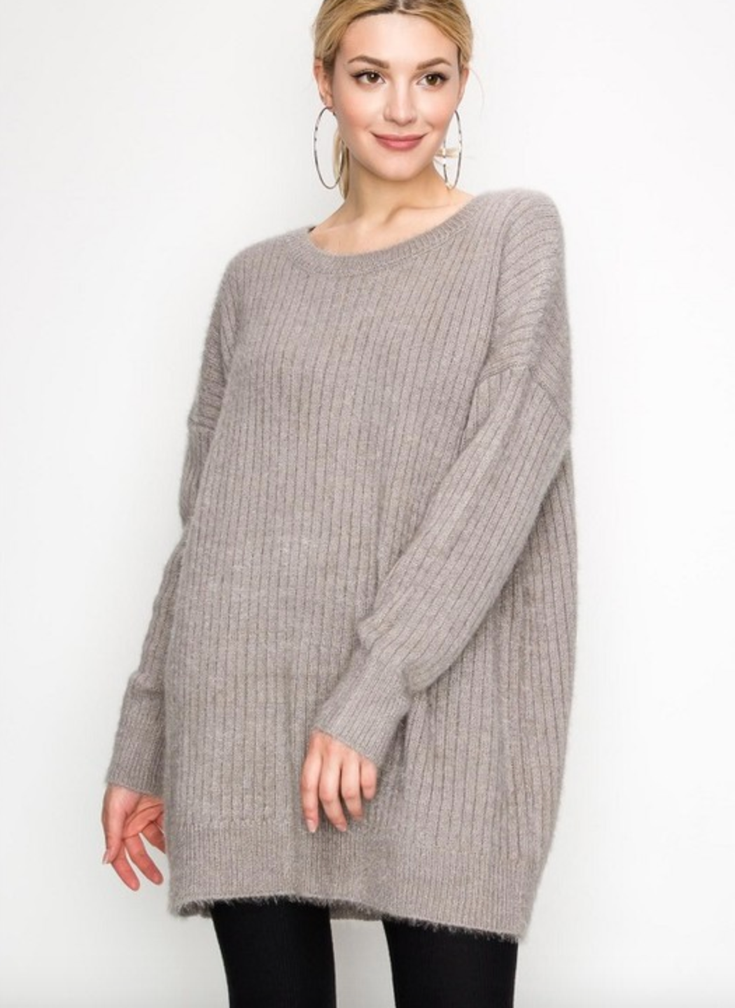 The Adelaide Sweater Dress