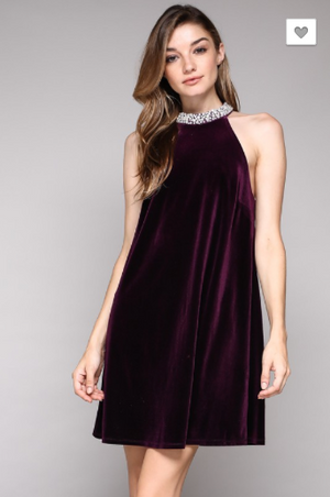 Perfect Party Dress (2 Colors)