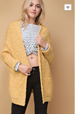 Dolman Popcorn Cardigan (2 Colors)