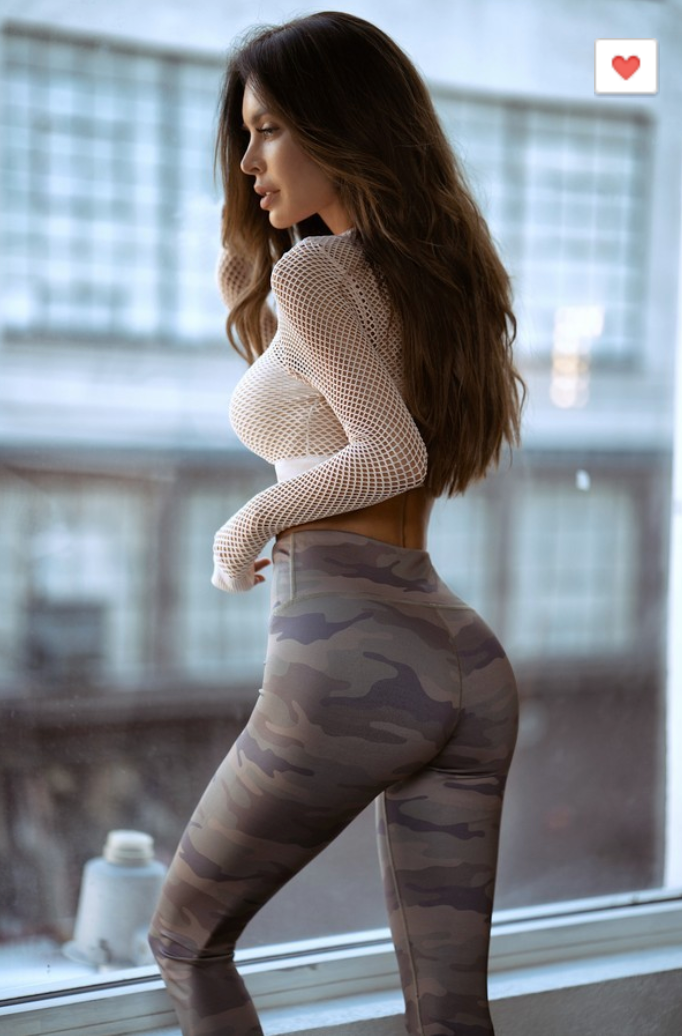 Camo Athleisure Leggings