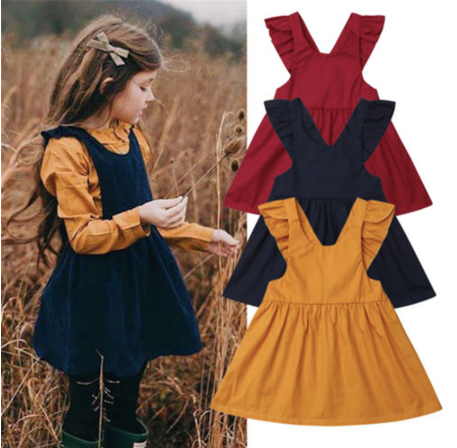 PRE-ORDER Little Jumper Dresses (ESTIMATED SHIP OCTOBER)