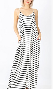 Picture Perfect Maxi-Ivory