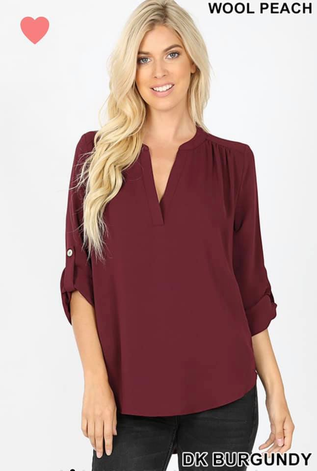 Boss Blouse Top