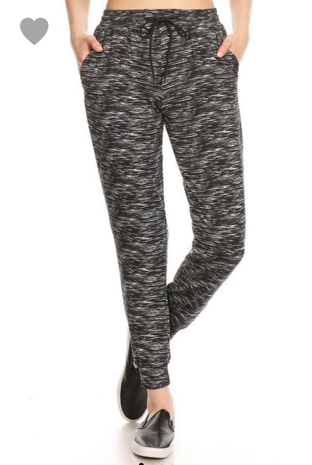 REORDER Ultimate Unisex Heather Joggers (Est. Arrival to S&C Late October)