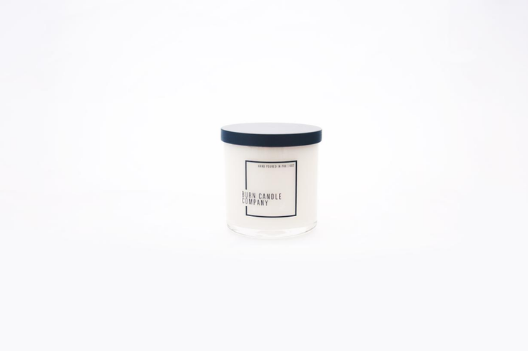 Burn Candle Company - Coconut Lime | Burn Relief Candle Glass