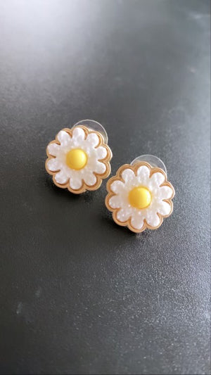 Spring Has Sprung Stud Earrings (PRE-ORDER: The @babiesofsteele Collection)