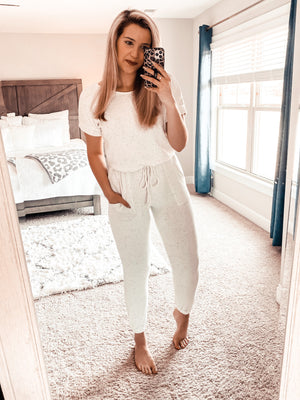Living for Comfort Jumpsuit