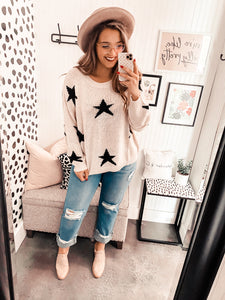 PRE-ORDER Star of the Show Sweater