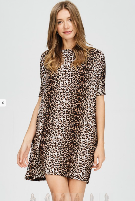 Little Leopard Tunic