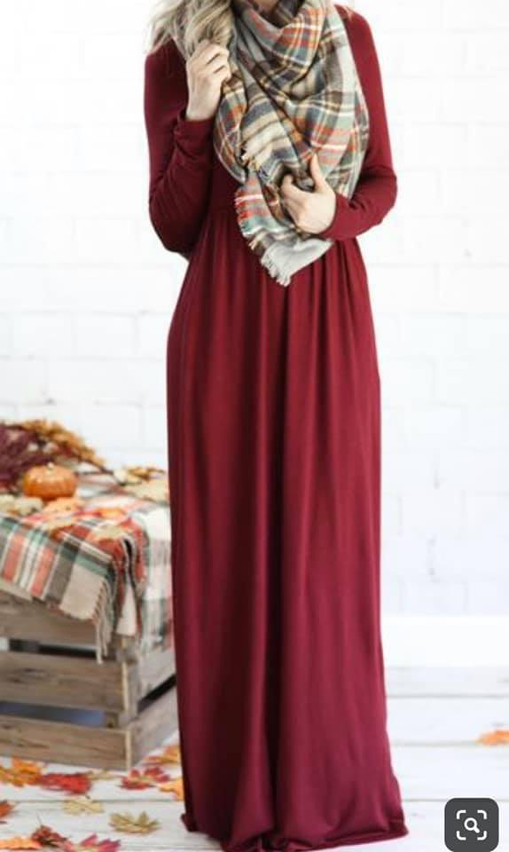 Mystery Fall Maxi Dress Deal (estimated to ship to S&C in November)