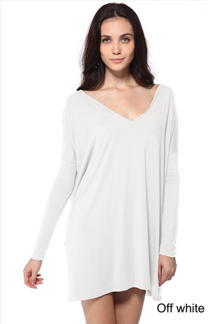 PIKO V-Neck  Tunic