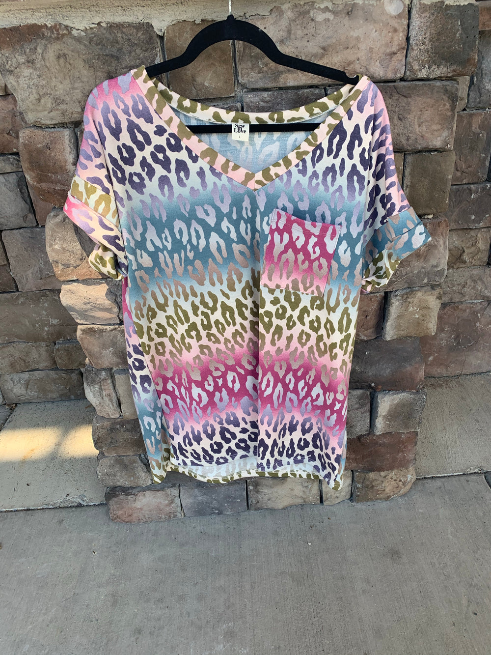 Colorful Mix Animal Print