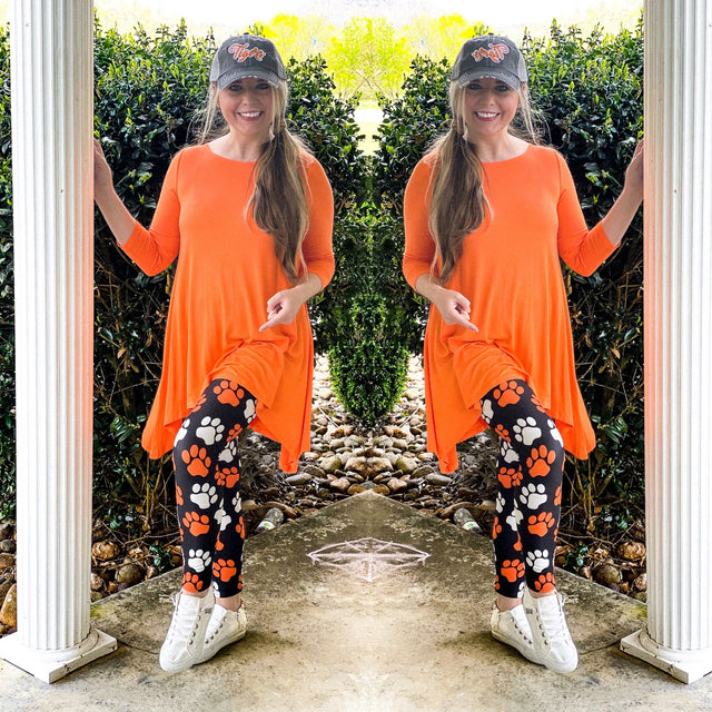Tigers Custom BAAKK Leggings